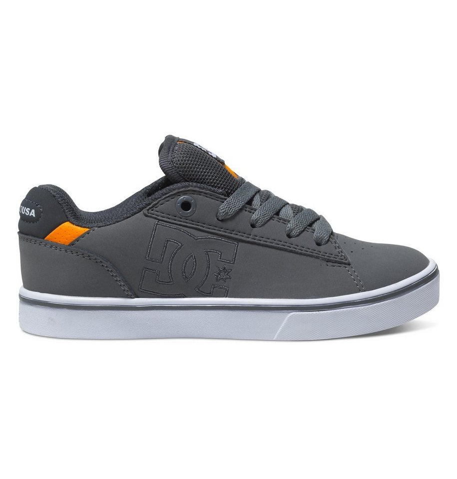 DC Shoes Low top »Notch« in Grey