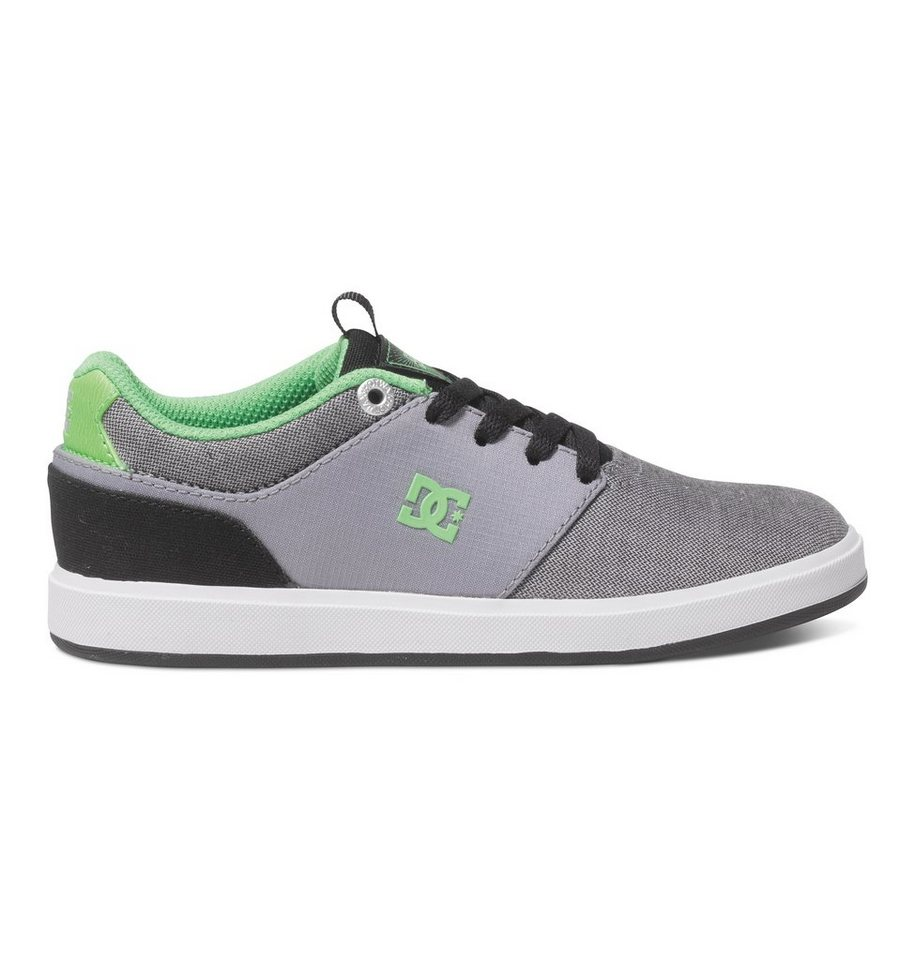 DC Shoes Low top »Cole Signature TX SE« in grey/green/grey