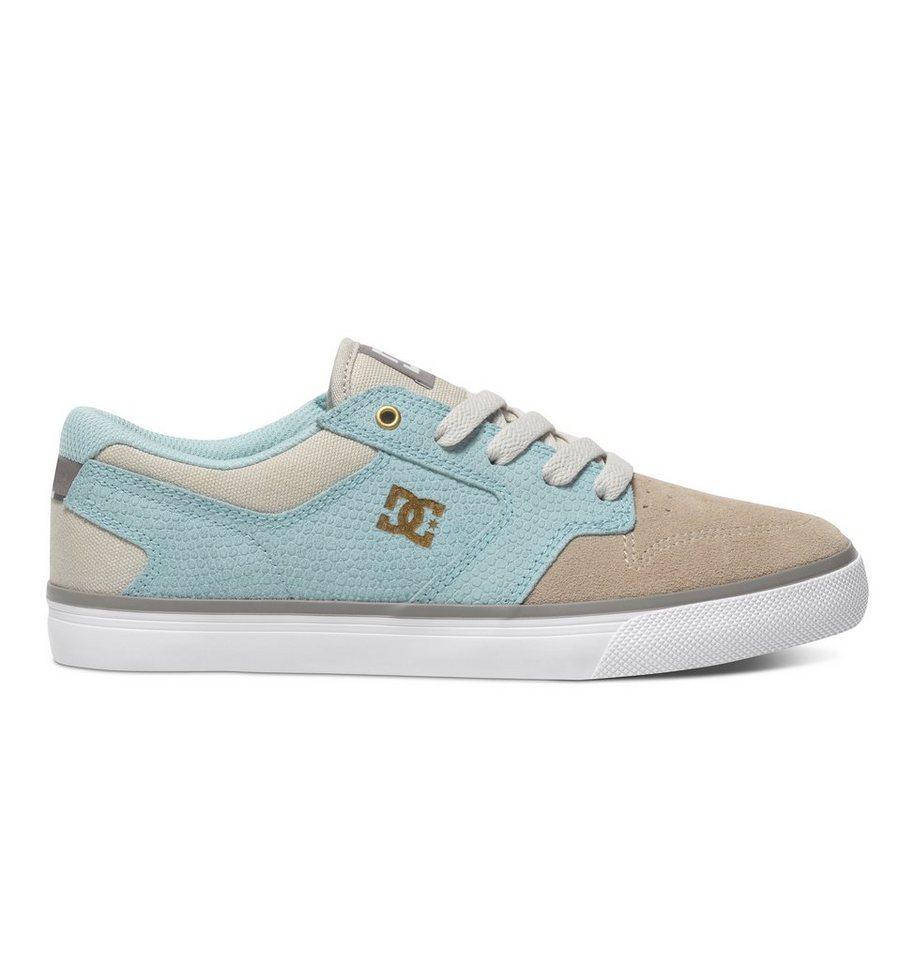 DC Shoes Schuhe »Argosy Vulc« in tan