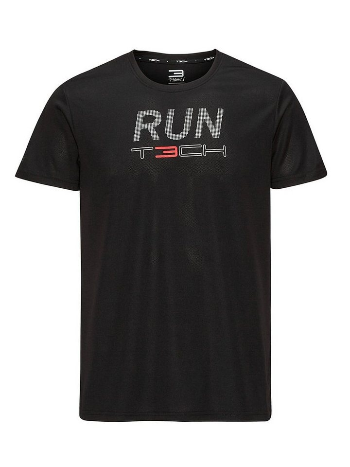 Jack & Jones Performance T-Shirt in Black