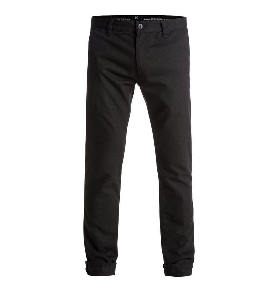DC Shoes hose »Skinny Slim Fit 32« in Black