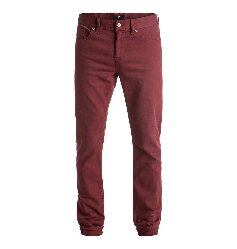 DC Shoes jean »Colour Jean 34« in syrah