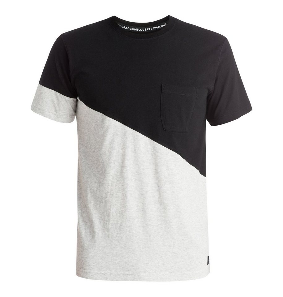 DC Shoes T-Shirt »Larkstone« in black