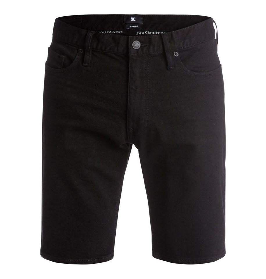 DC Shoes Short »Worker Straight« in black black rinse