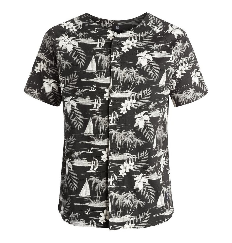 DC Shoes T-Shirt »Maywood« in cruiser island black