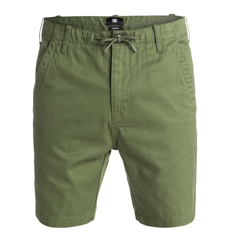 DC Shoes Short »Fatigue« in vintage green