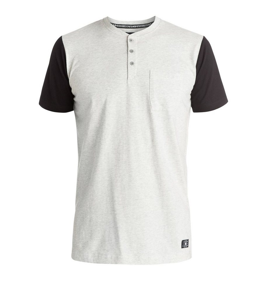 DC Shoes T-Shirt »Willowbrook« in light heather grey