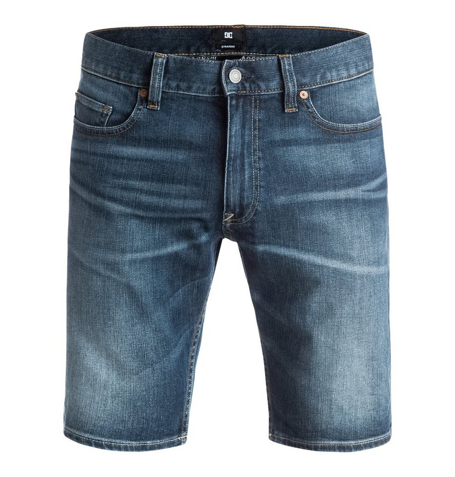 DC Shoes Denim-short »Washed Straight« in medium stone