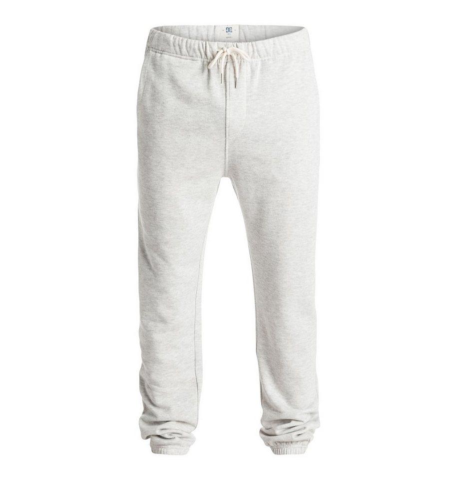 DC Shoes Jogginghose »Rebel« in Light heather grey