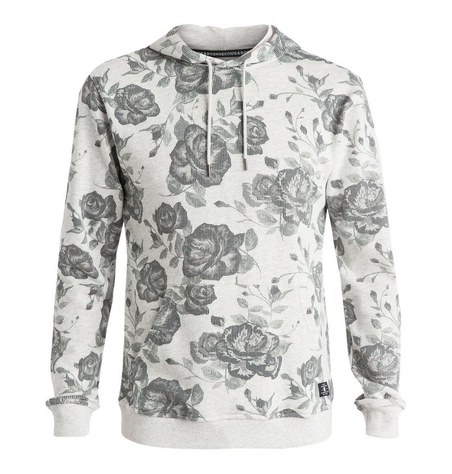 DC Shoes Sweatshirt »Lynden« in rose light heather grey