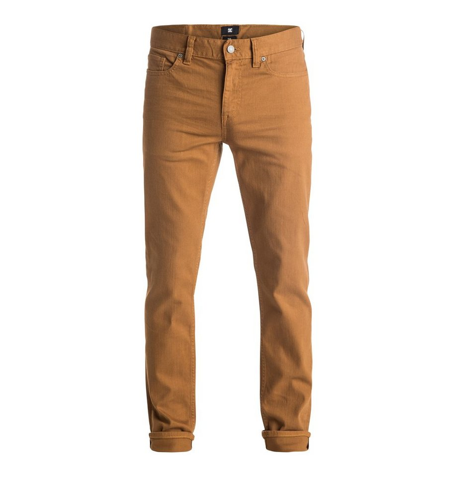 DC Shoes jean »Colour Jean 32« in dc wheat