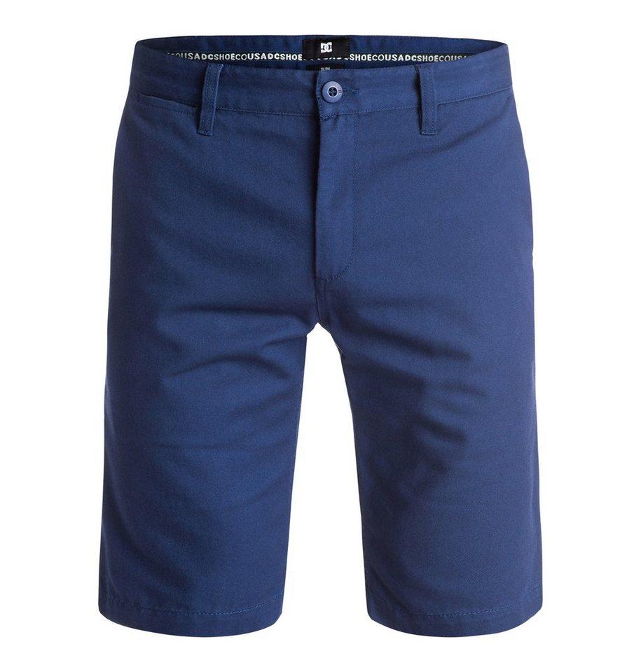 DC Shoes Short »Skinny Slim« in vintage indigo