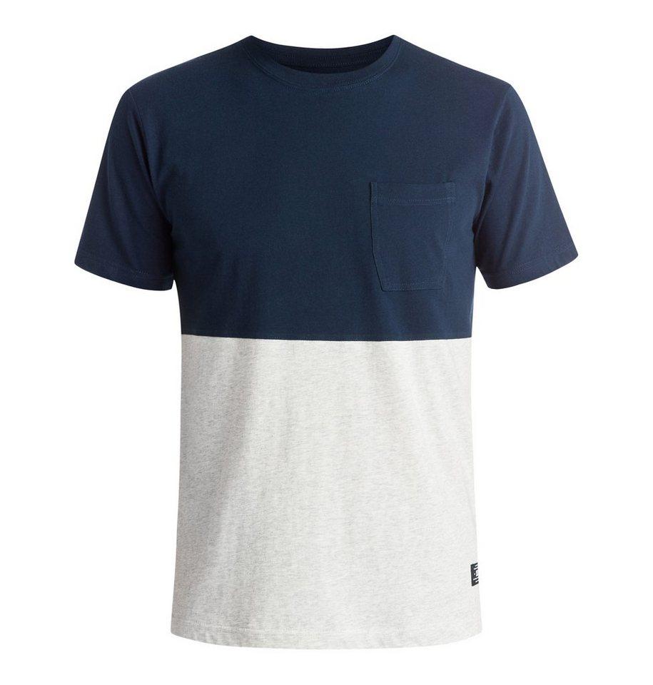 DC Shoes T-Shirt »Suburban 3« in Blue iris