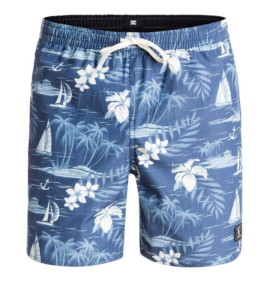 DC Shoes Boardshort »Cercius 16.5« in vintage indigo