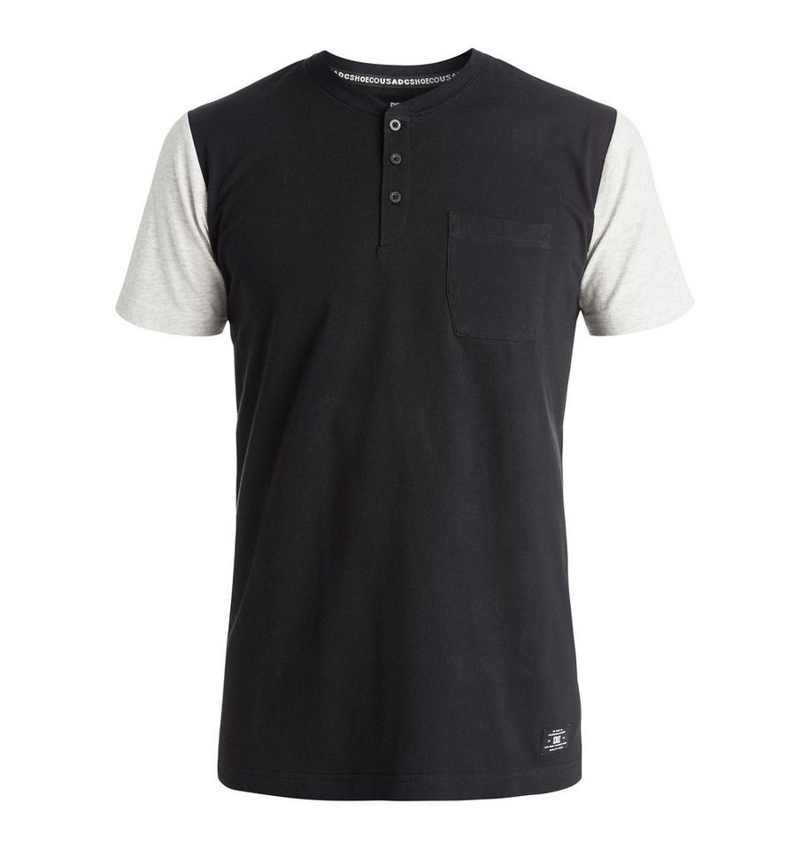 DC Shoes T-Shirt »Willowbrook« in black