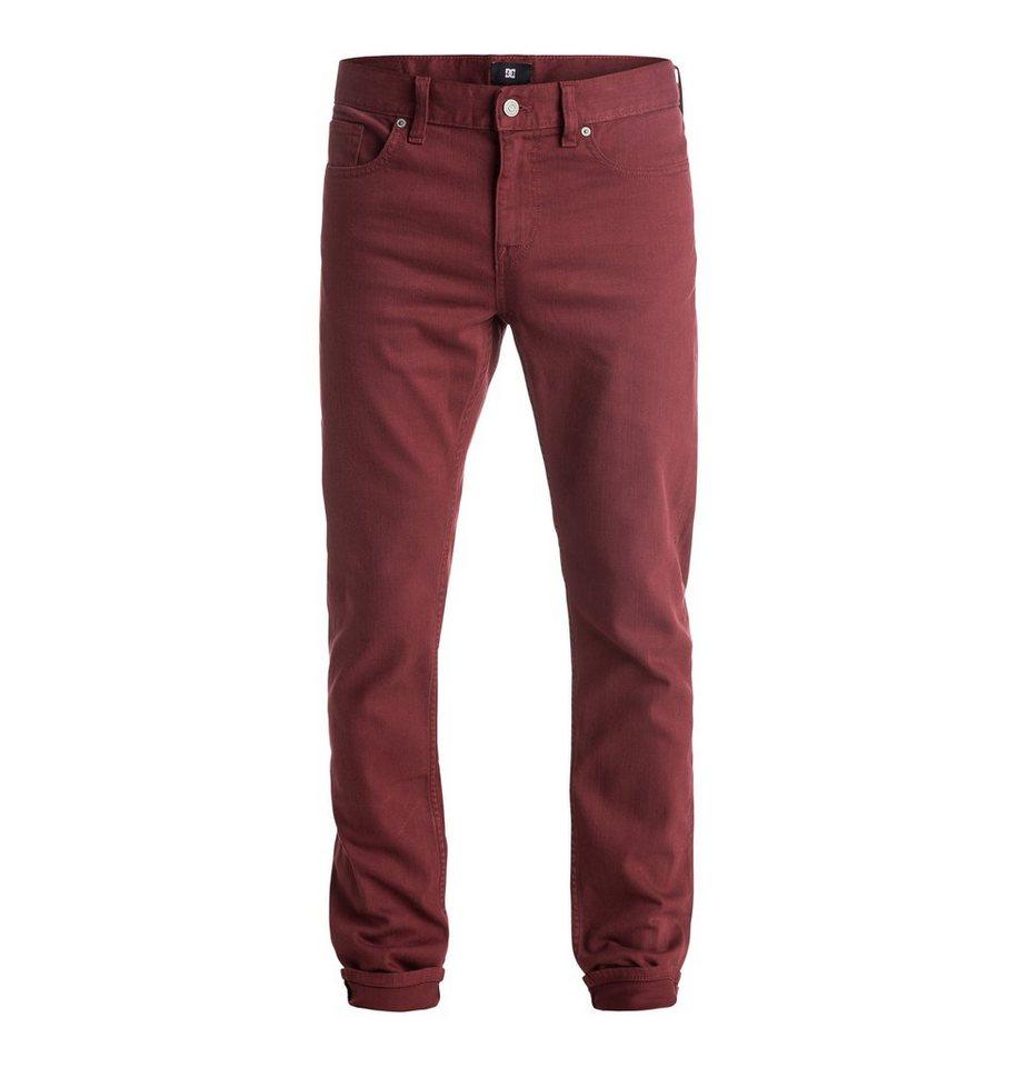 DC Shoes jean »Colour Jean 32« in syrah