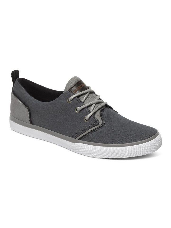 Quiksilver Schuhe »Griffin Canvas« in grey/grey/white