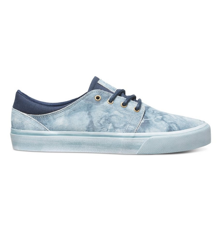 DC Shoes Low top »Trase LX« in Washed indigo