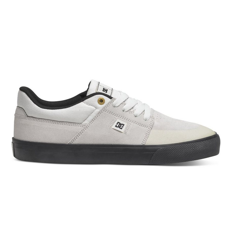 DC Shoes Low top »Wes Kremer S SE« in white/black