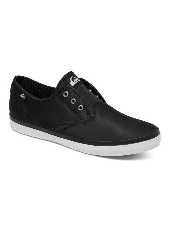 Quiksilver Schuhe »Shorebreak Nylon« in black/black/white