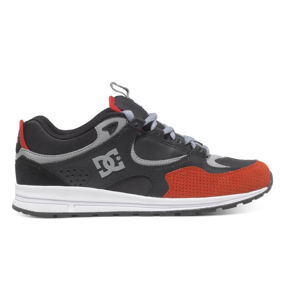 DC Shoes Schuhe »Kalis Lite« in Black/red