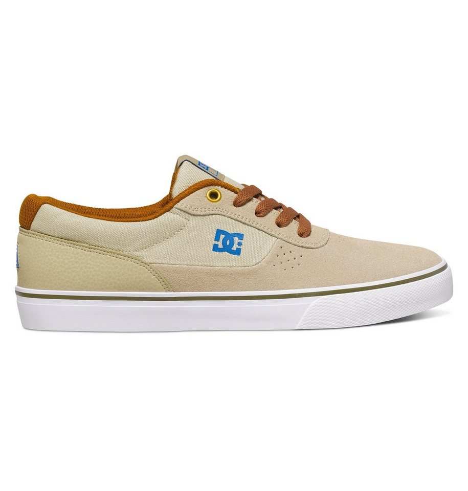 DC Shoes Low top »Switch S« in Taupe