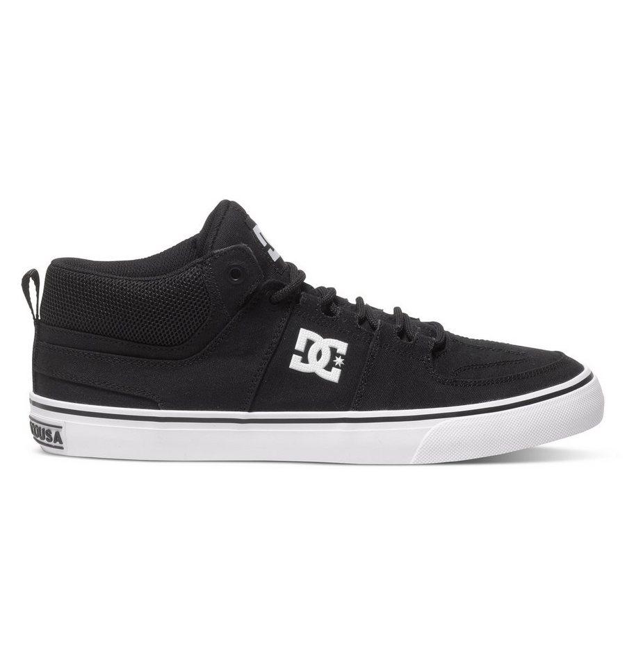 DC Shoes Schuhe »Lynx Vulc Mid TX« in black/white