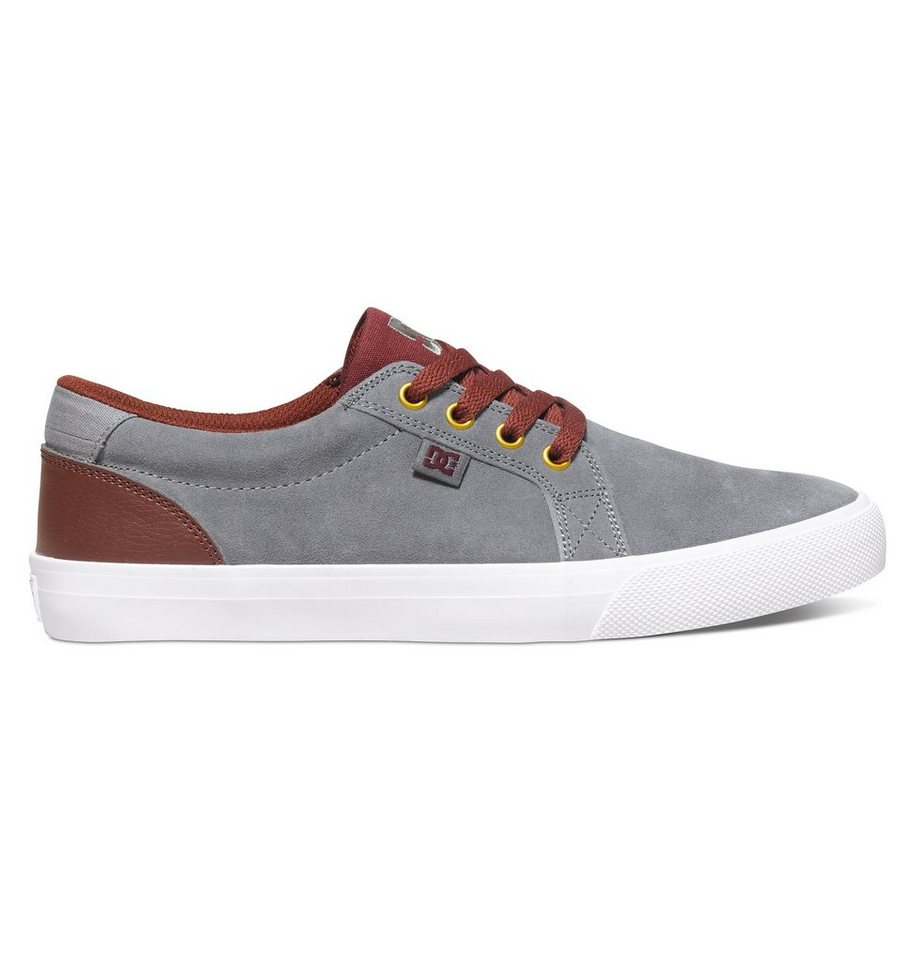 DC Shoes Low top »Council SE« in Grey/white