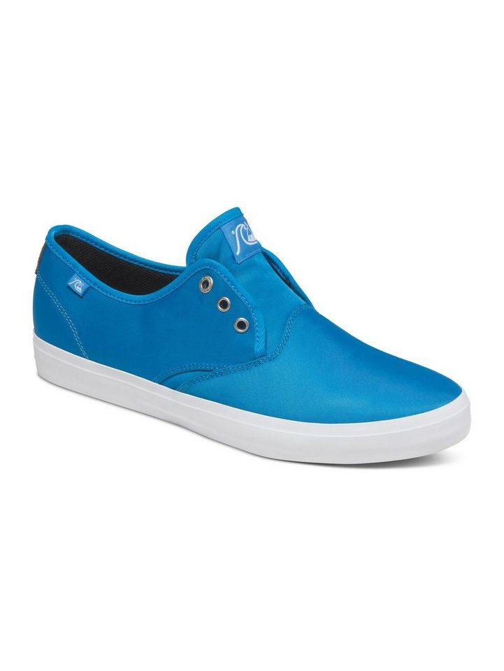 Quiksilver Schuhe »Shorebreak Nylon« in blue/blue/white