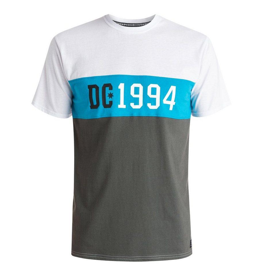 DC Shoes Strickshirt »1994 Est.« in dark shadow