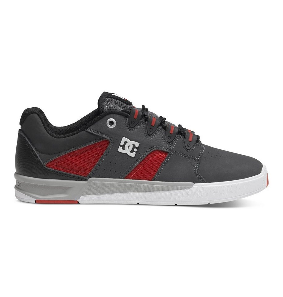 DC Shoes Low top »Maddo« in Grey/red/white