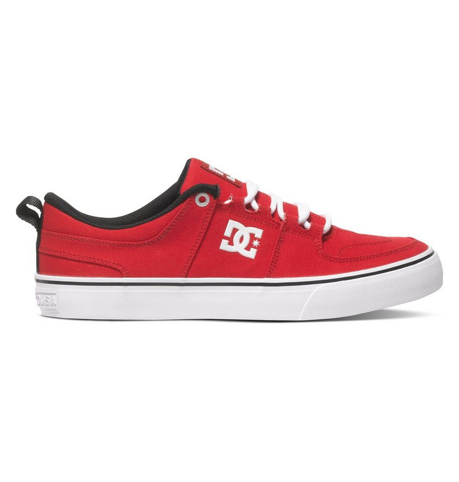 DC Shoes Low top »Lynx Vulc TX« in red