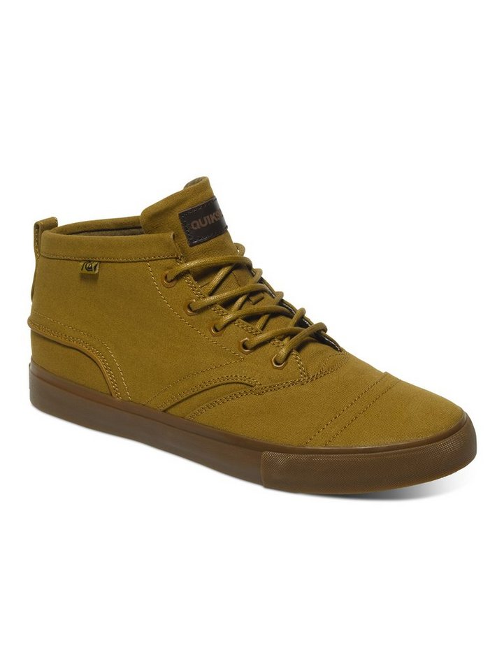 Quiksilver Schuhe »Heyden Canvas« in tan - solid