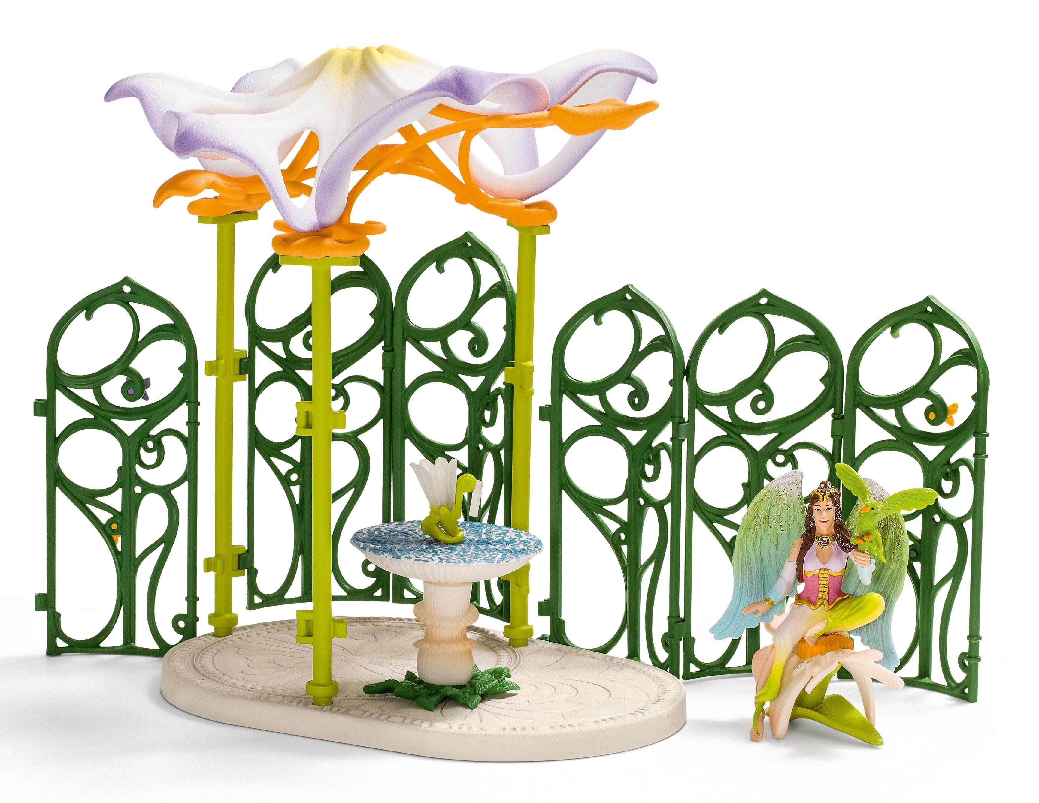 Schleich® Spielfigurenset, »World of Fantasy bayala - Gästehaus für Elfenbesuch«