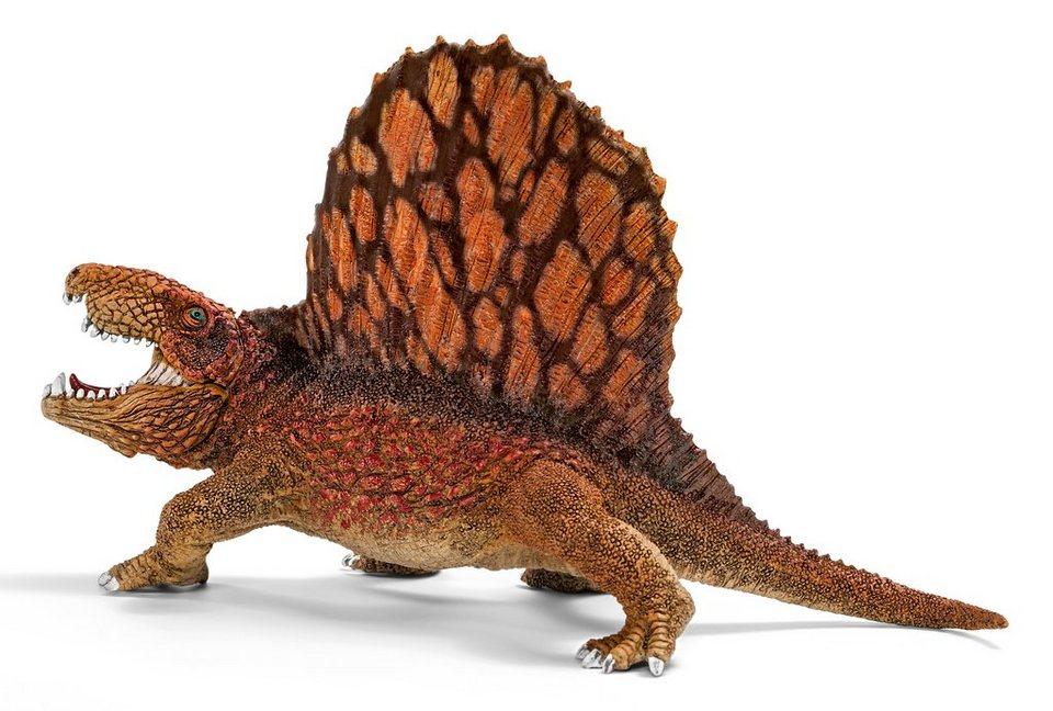 Schleich® Spielfigur, »World of History Dinosaurier - Dimetrodon«