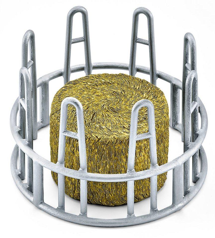 Schleich® Spielfigur, »Farm World - Heuraufe«