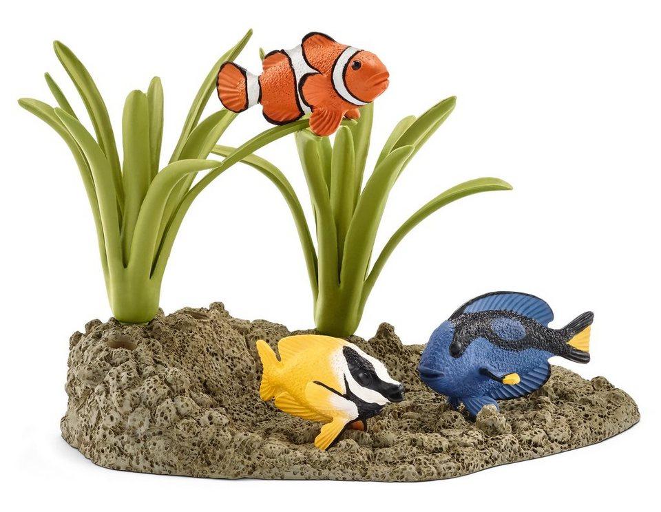 Schleich® Spielfigur, »World of Nature Wild Life - Korallenfische«