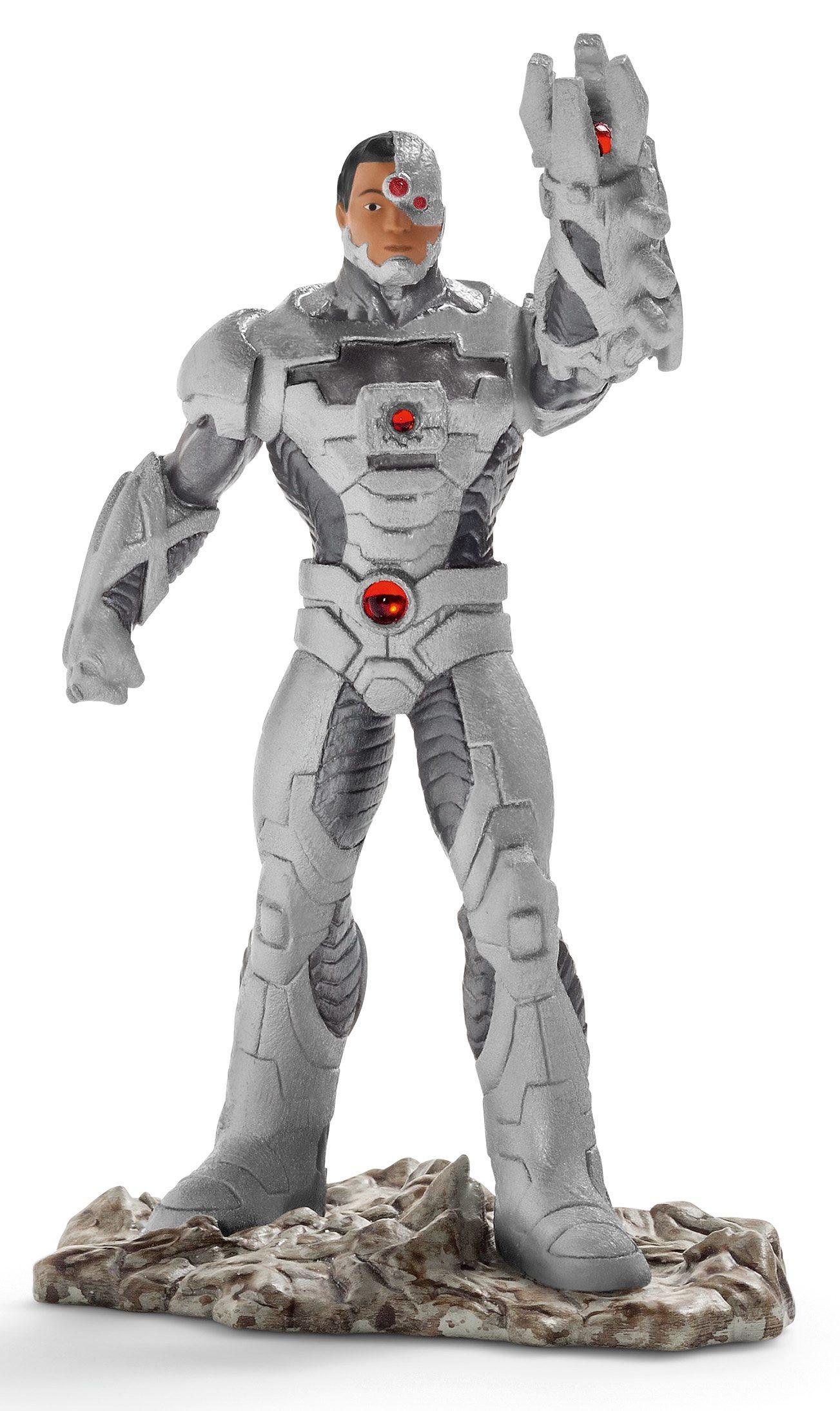 Schleich® Spielfigur, »DC Comics™ Justice League - Cyborg«