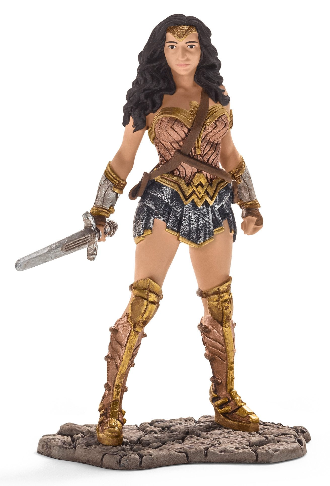 Schleich® Spielfigur, »DC Comics™ Justice League - Wonder Woman (Batman v Superman)«