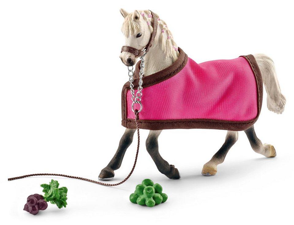 Schleich® Spielfigur, »Horse Club - Araber Stute mit Decke«