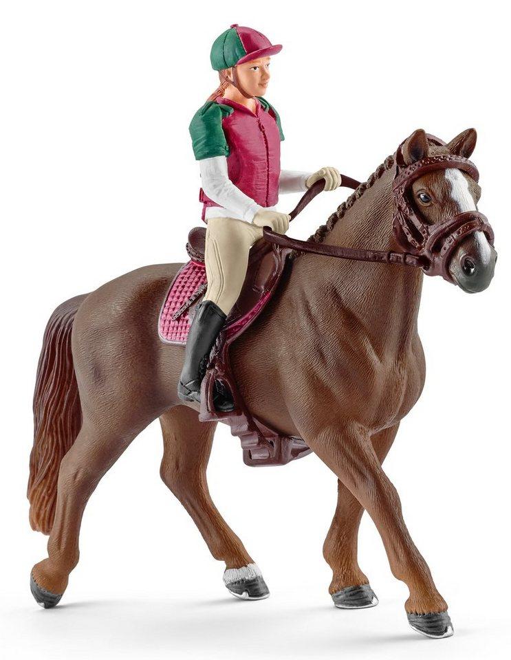 Schleich® Spielfigur, »Horse Club - Vielseitigkeitsreiterin«