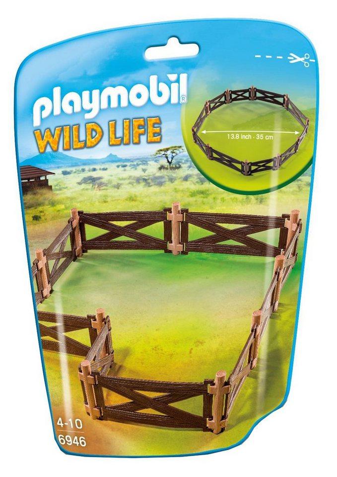 Playmobil® Tiergehege (6946), Wild Life