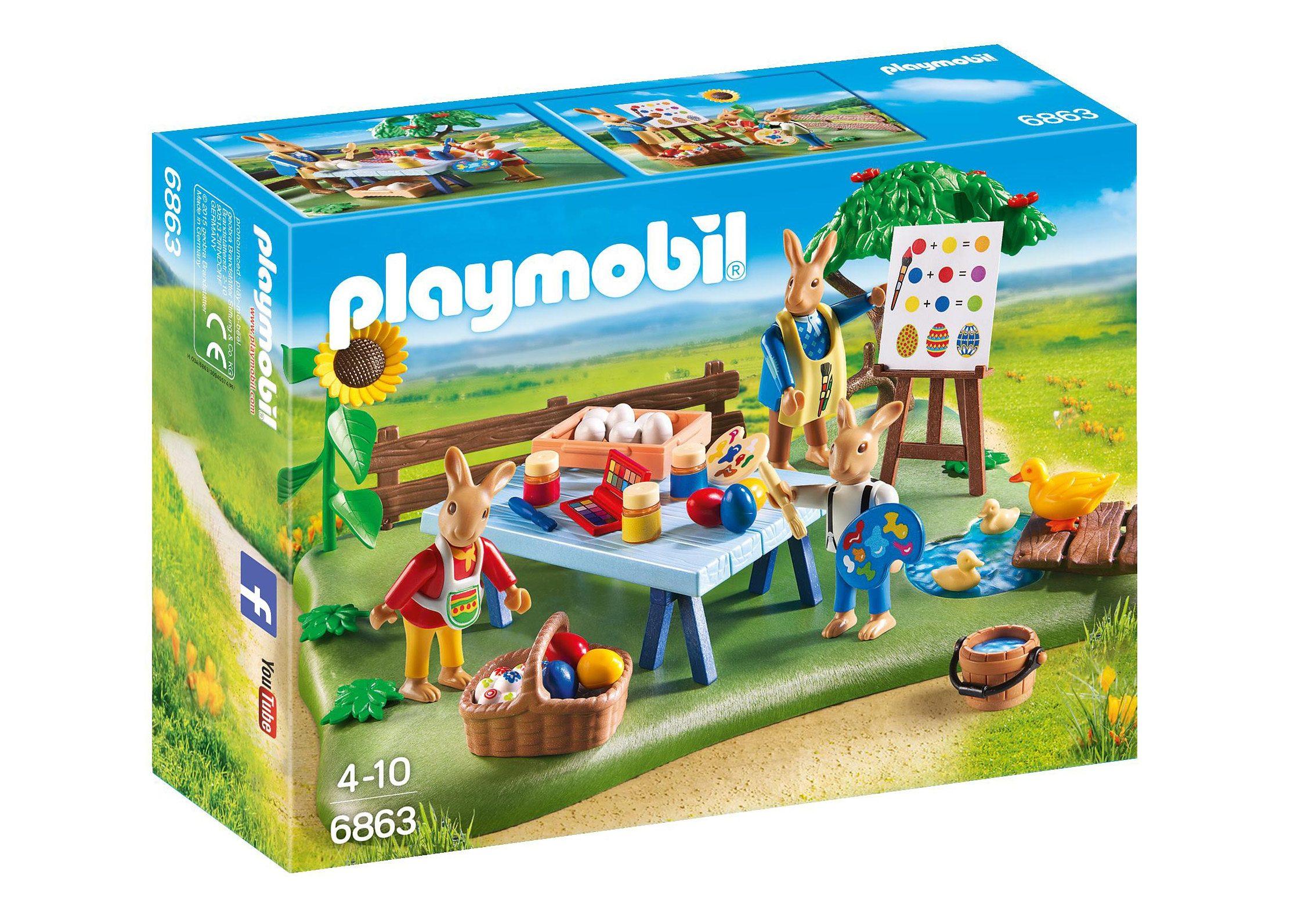 Playmobil® Osterhasenwerkstatt (6863), Ostern