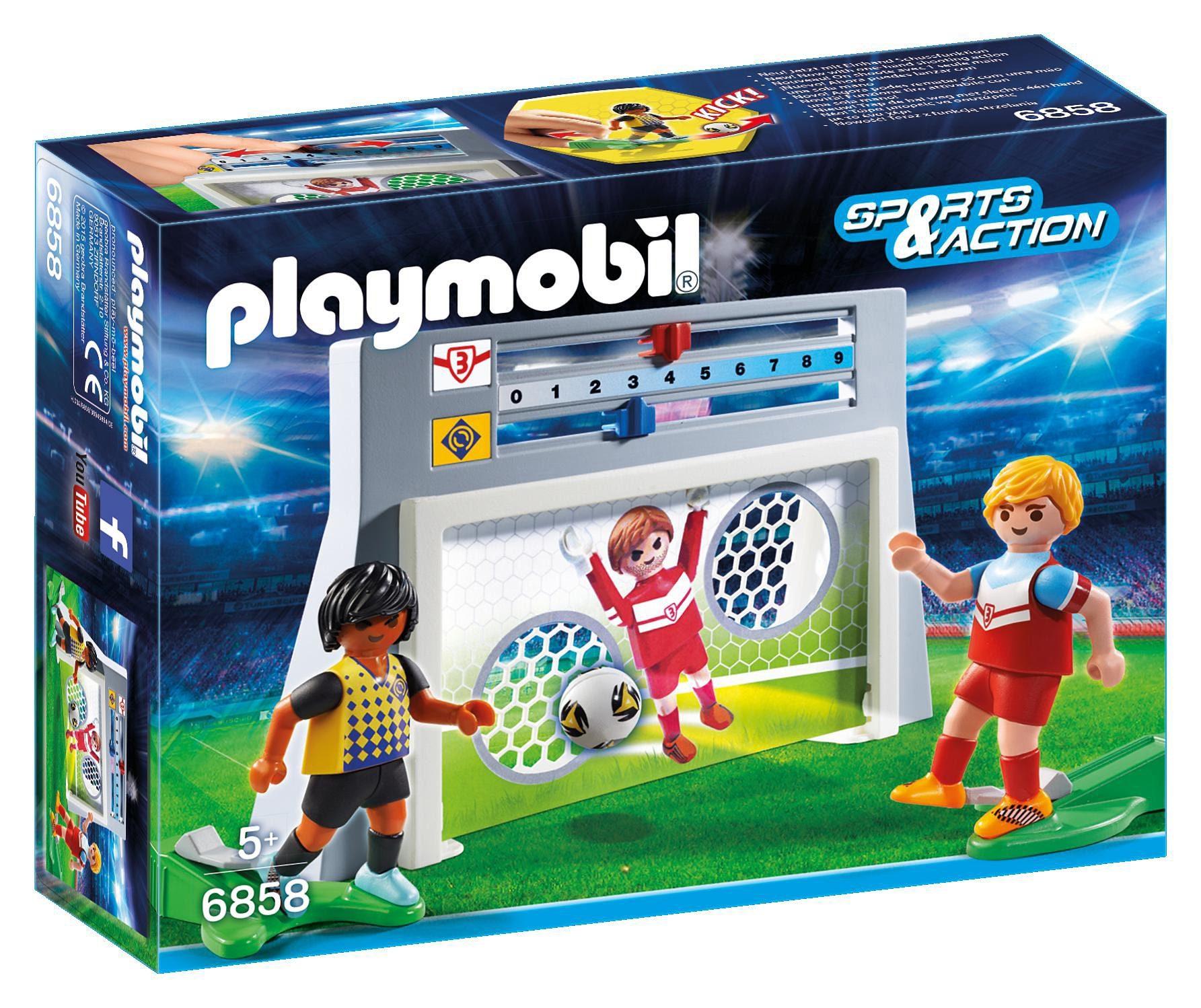 Playmobil® Torwandschießen (6858), Sports & Action