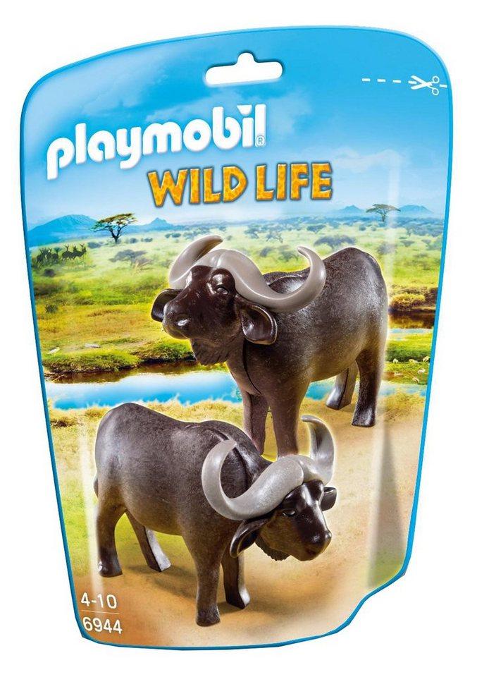 Playmobil® Kaffernbüffel (6944), Wild Life in braun