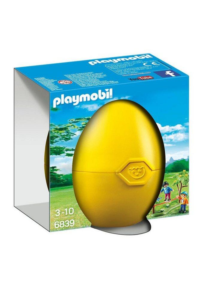 Playmobil® Osterei Slackline (6839), Ostern