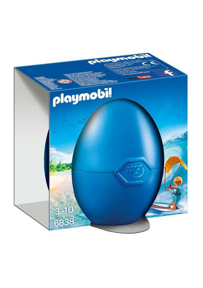 Playmobil® Osterei Kitesurfer (6838), Ostern