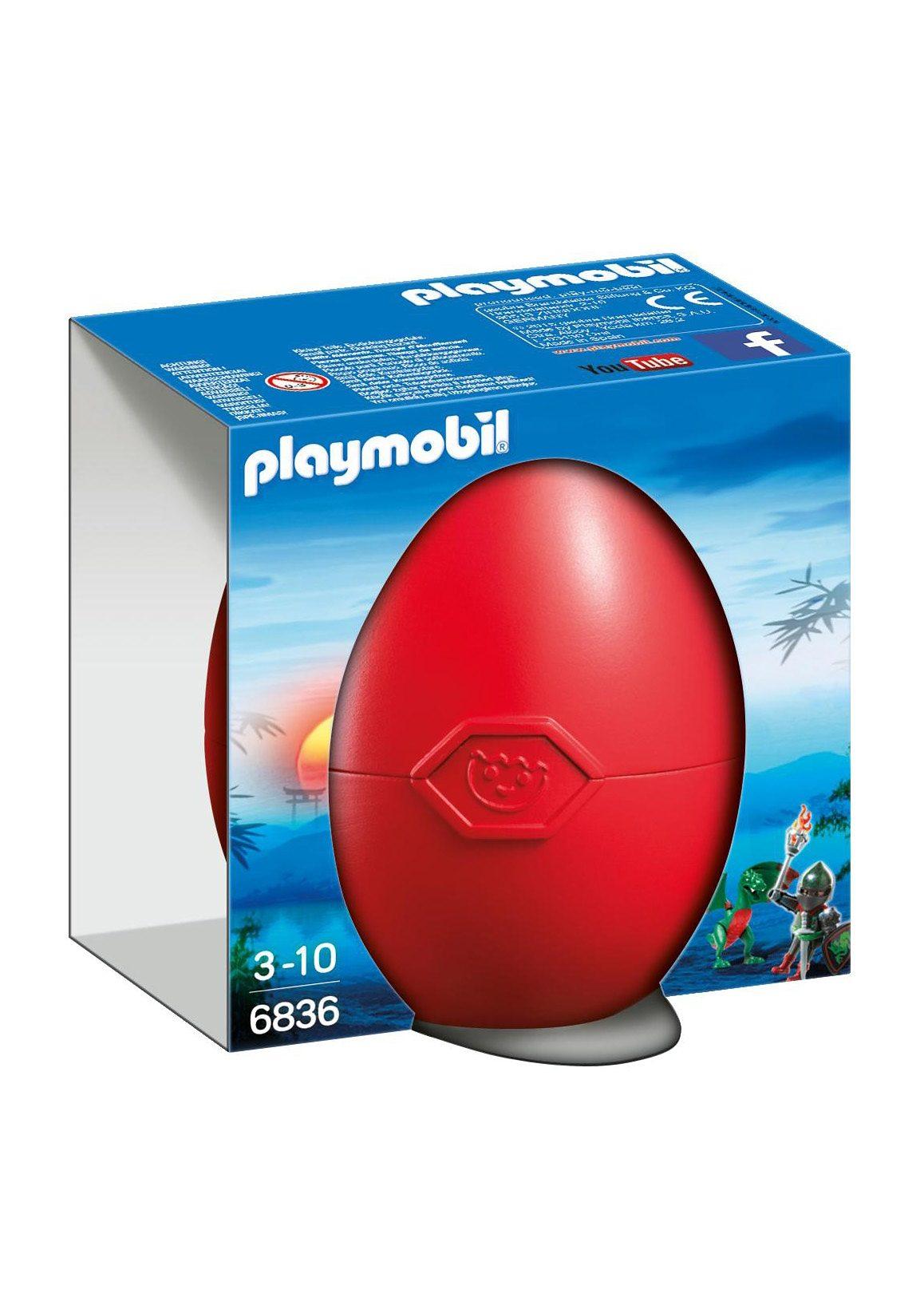 Playmobil® Osterei Drachenkämpfer (6836), Ostern