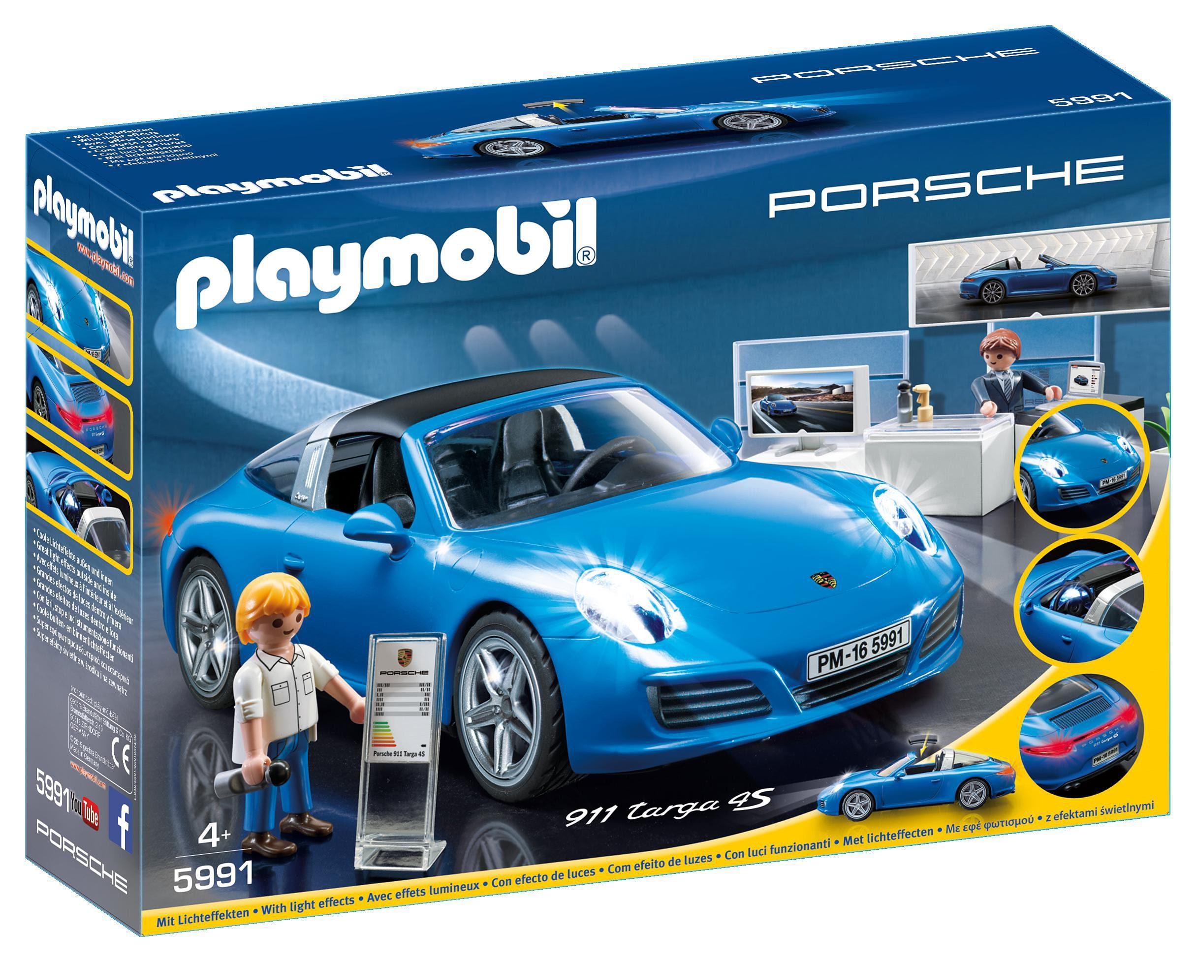Playmobil® Porsche 911 Targa 4S (5991)