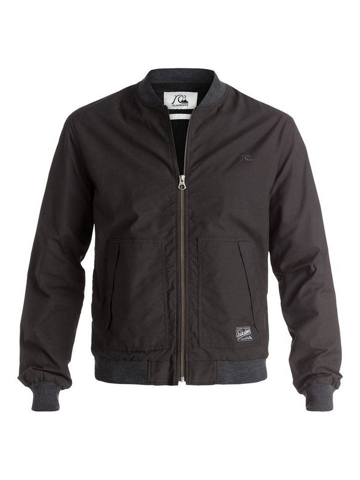 Quiksilver Jacke »Dark Journeys« in tarmac